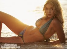 Swimsuit 2014: New Jersey Gigi Hadid NJ, USA 9/3/2013 X156875 TK1 Credit: Ben Watts