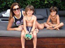 Alena Seredova pubblica la foto del figlio